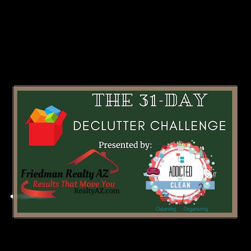 31-Day Declutter Challenge