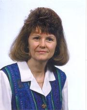 Betty J Kemp