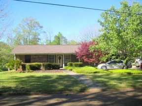 Louisville MS Single Family Home Sold: $85,000