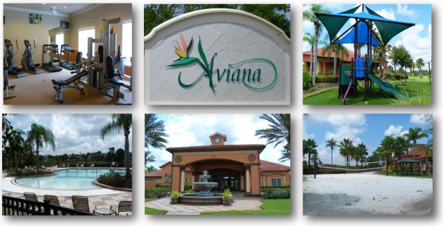 Aviana Resort Orlando Davenport Fl Homes For Sale