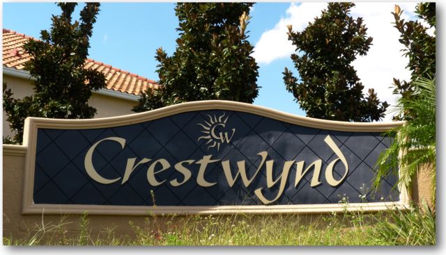 Images of Real Estate for Sale in Crestwynd Bay - Kissimmee FL