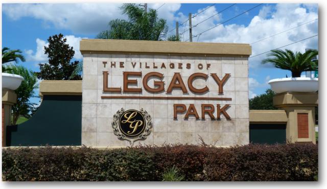 Images of Real Estate for Sale in Legacy Park Davenport FL