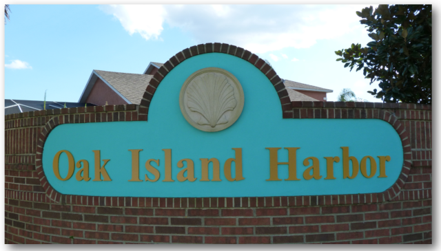 Images of Real Estate for Sale in Oak Island Harbor Kissimmee FL