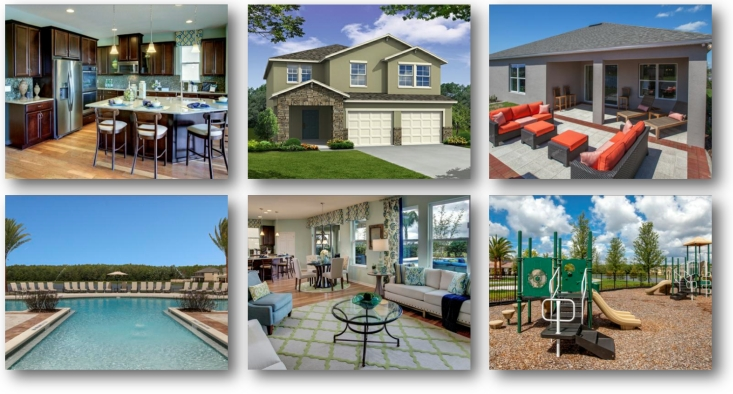 Images of Real Estate for Sale in The Preserve At Tapestry Kissimmee FL