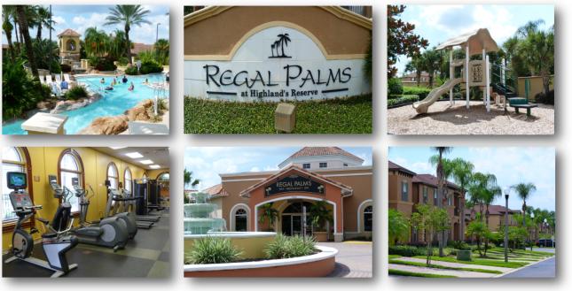 Images of Real Estate for Sale in Regal Palms Davenport FL