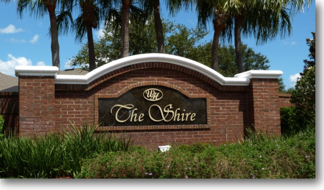 Images of Real Estate for Sale in The Shire At West Haven Kissimmee  FL