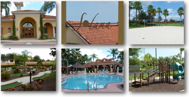 Images of Real Estate for Sale in Solana Resort Davenport FL