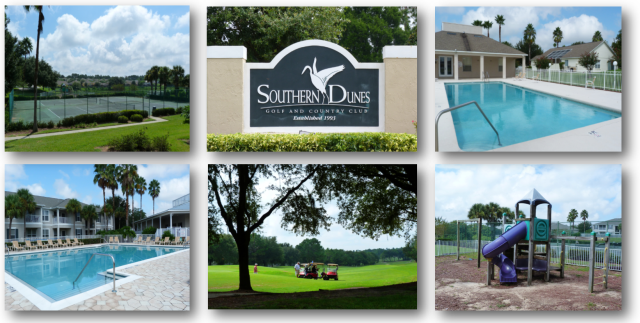 Southern Dunes Golf And Country Club Orlando Haines