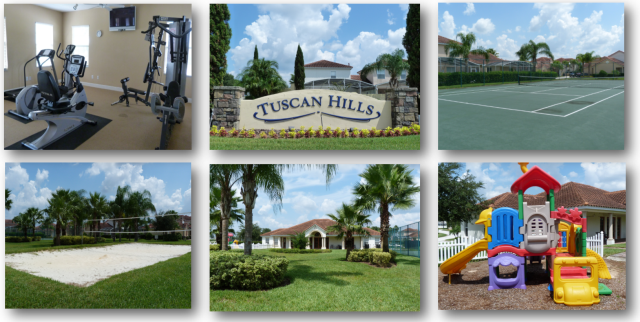 Images of Real Estate for Sale in Tuscan Hills Davenport FL