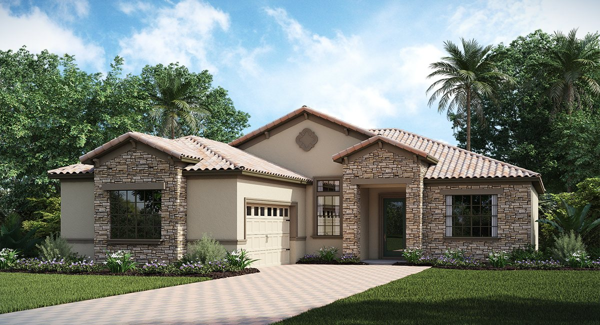 The Estates At Championsgate New Construction Homes