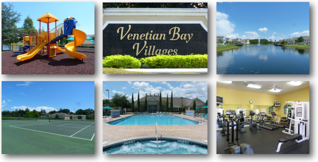 Images of Real Estate for Sale in Venetian Bay Kissimmee FL