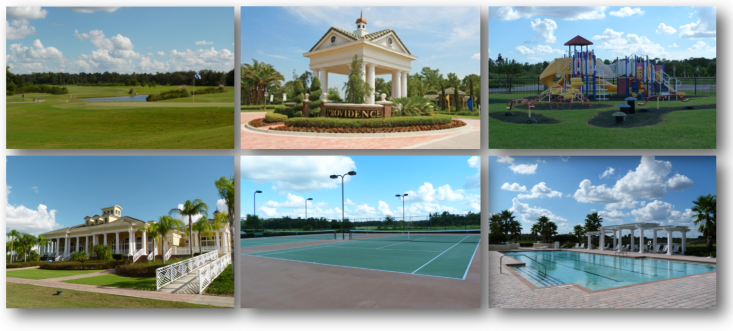 Images of Real Estate for sale in Victoria Woods At Providence Davenport FL