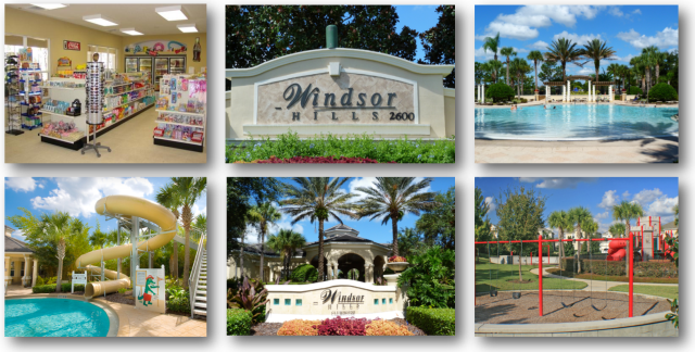Windsor Hills Resort Orlando Kissimmee Fl Homes For