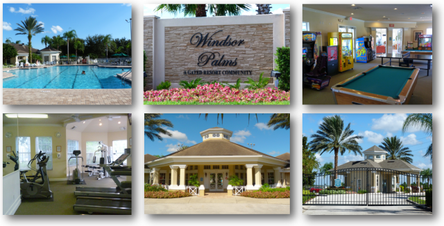 Images of Real Estate for Sale in Windsor Palms Kissimmee FL