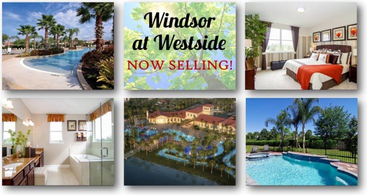 Images of Real Estate for Sale in Windsor at Westside Kissimmee FL