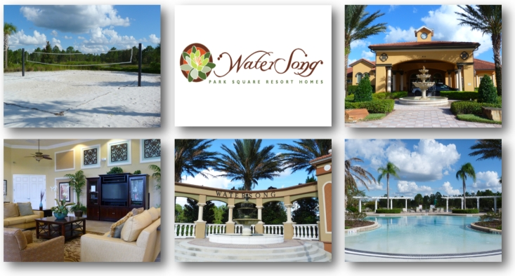 Images of Real Estate for Sale in WaterSong Davenport FL