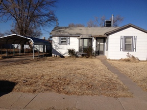 Portales NM Single Family Home For Rent: $600