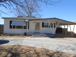 Single Family Home For Rent: 1730 S Ave. A