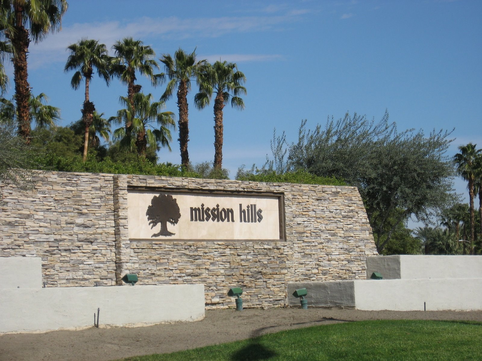 Mission Hills Country Club Rancho Mirage CA