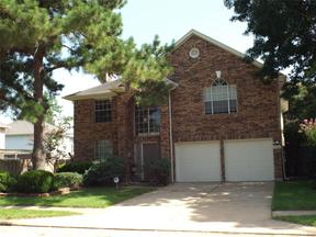 Katy TX Single Family Home Sold: $220,000