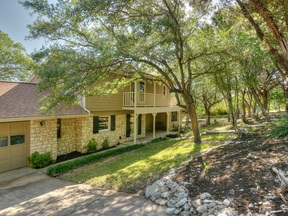 Single Family Home Sold: 7908 Bell Mountain Drive