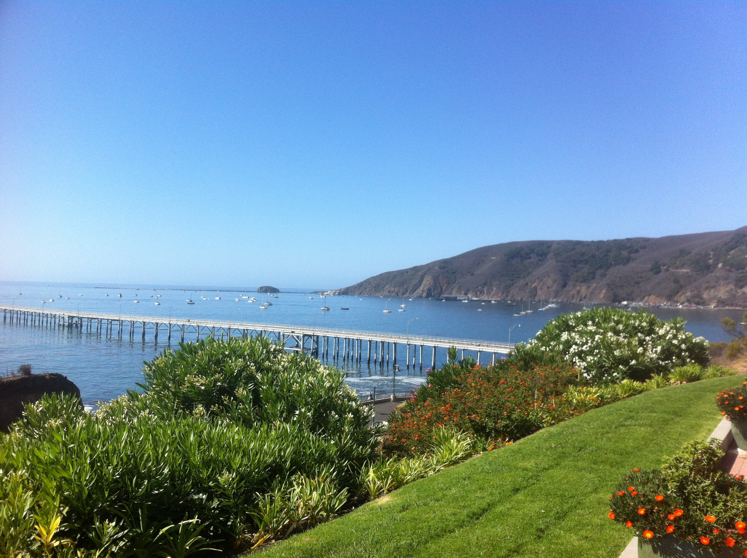 Avila Beach and Bay