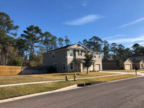 Yulee FL Single Family Home For Lease: $2,000