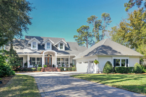 Fernandina Beach, Fernandina Beach/amelia Island, Yulee Single Family Home For Sale: 97105 Woodstork Lane