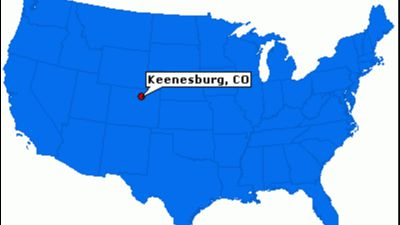 Homes for Sale Keenesburg CO