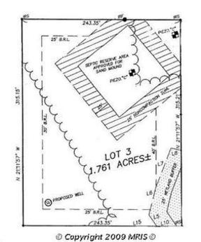 Lots And Land Closed: Lot 3 - Marsh Creek Road