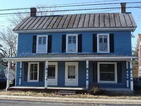 Residential Closed: 117 North Main Street