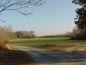 Lots And Land Closed: 10547 Greensboro Rd.