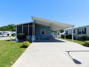 Mobile/Manufactured For Sale: 9589 Anglers Way
