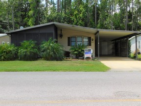 Mobile/Manufactured Sale Pending: 9529 Cypress Lakes Drive