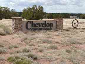 Lots And Land Sold: Lot 266 Chevlon Canyon Ranch