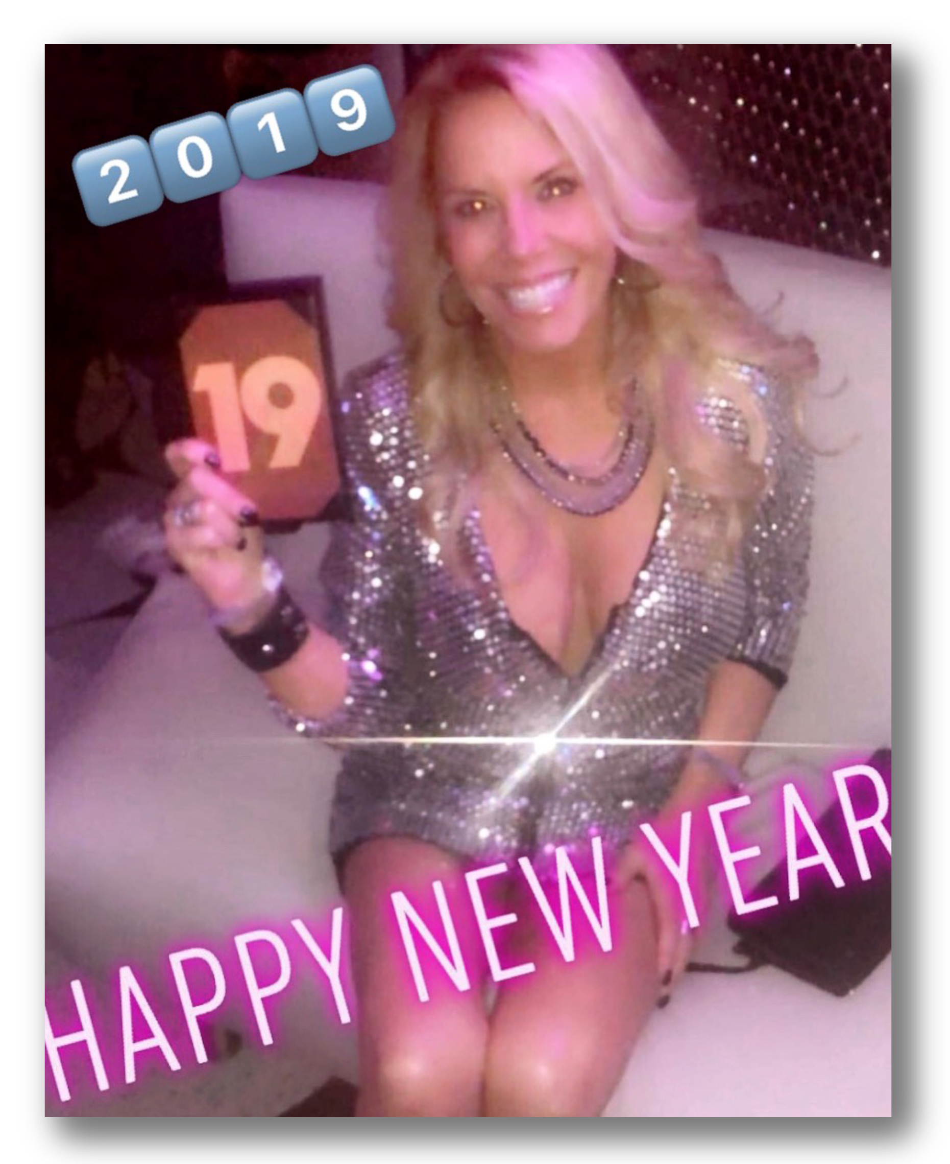 Happy New Year 2019 Jo Antovoni