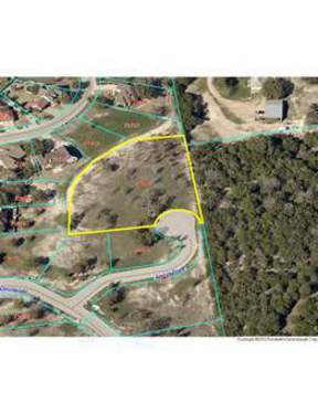 Burnet TX Lots And Land Active: $155,000
