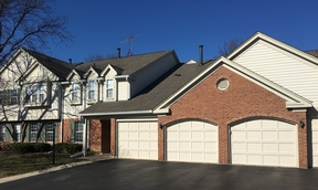 Condo/Townhouse Sold: 1614 Hadley Ct. #C2