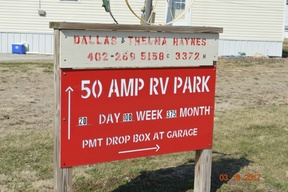 Mobile Home Park Sale Pending: 302 3rd