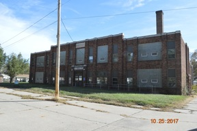 Old School Building For Sale: 5th and Eldon Streets