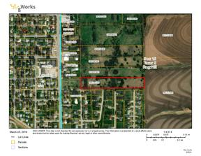 Syracuse NE Residential Lots & Land Land For Sale: $33,750