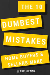 The 10 Dumbest Mistakes