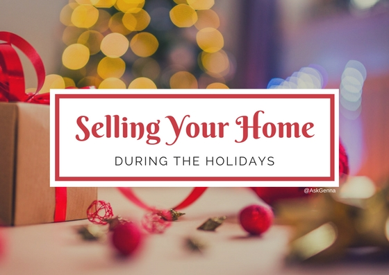 Selling your Home During the Holidays with AskGenna