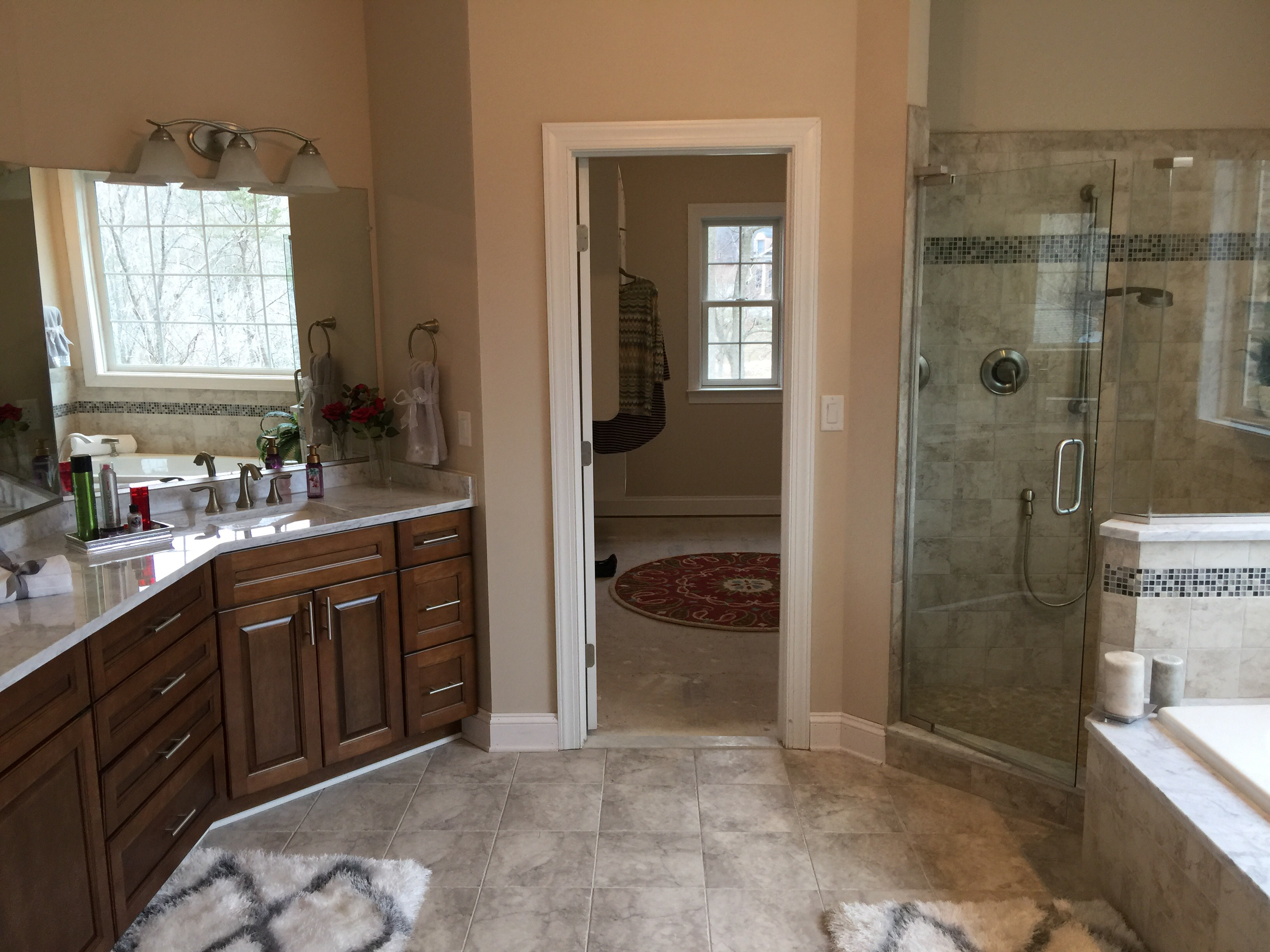 Master Bath | Covington Way, Annapolis