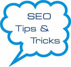 SEO Tips & Tricks