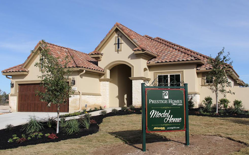 this master planned gated community features mediterranean style garden homes with barrell - Garden Homes San Antonio