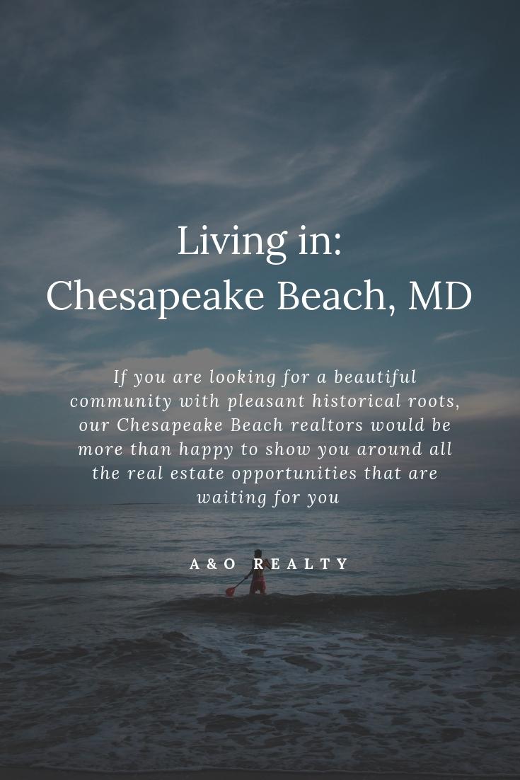 ocean water Living In: Chesapeake Beach, MD