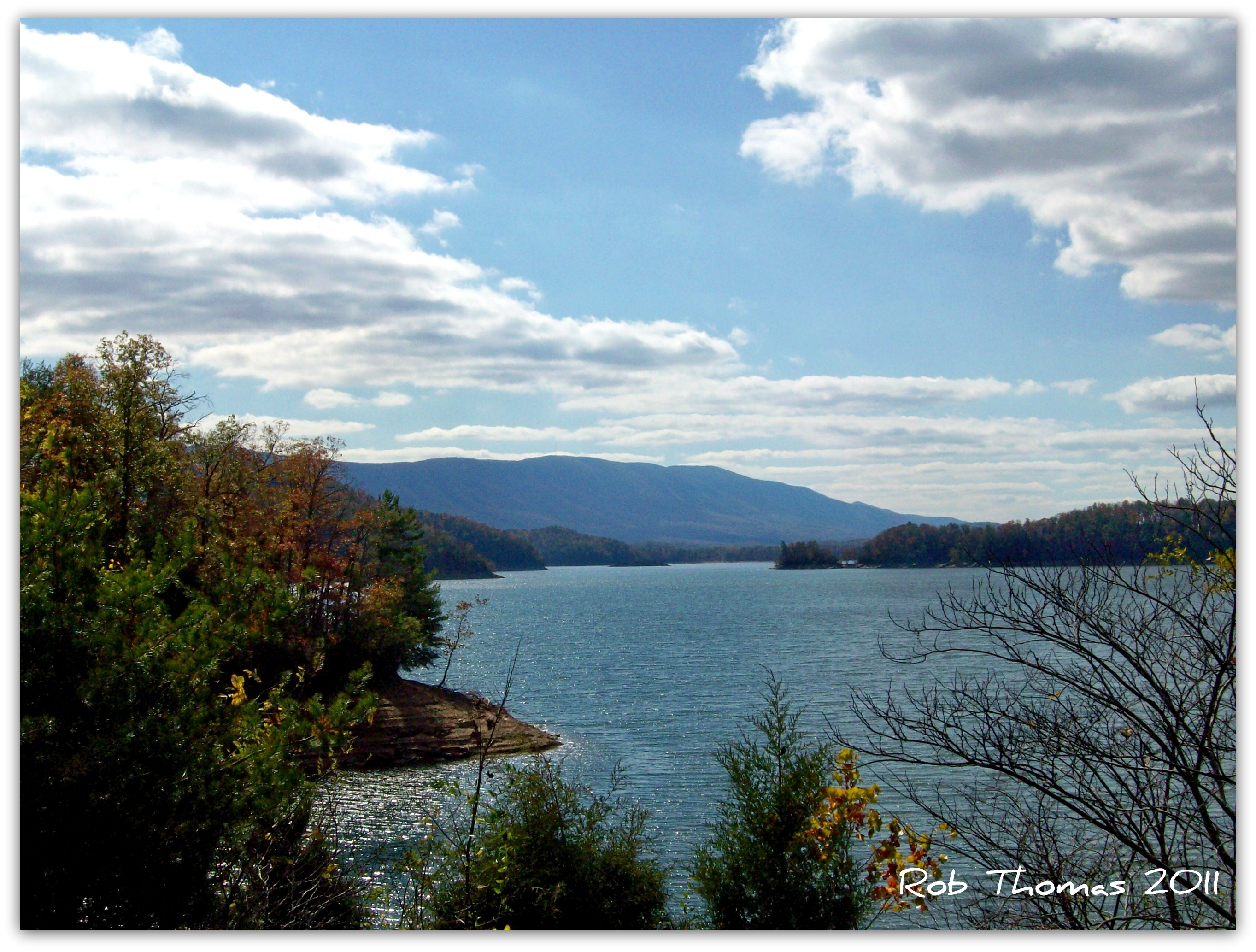 South Holston Lake!