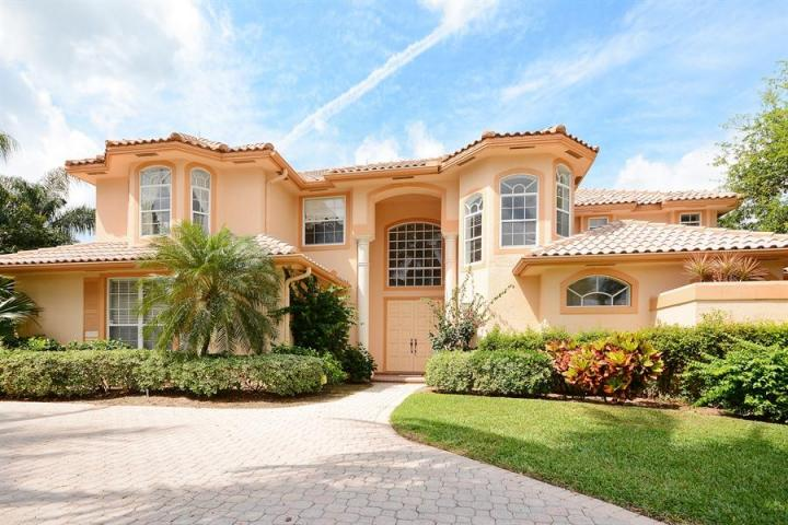 Palm Beach Gardens Real Estate Pga National Golf Club