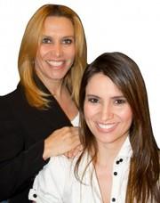 Luciana and Valeria